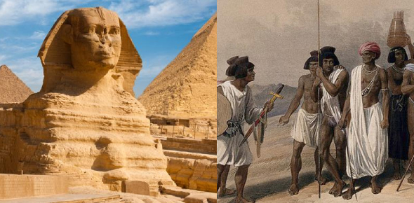 Ancient Egypt And Nubia History: Trivia Quiz!