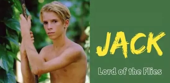 Which Lord Of The Flies Character Are You? Find Out Here