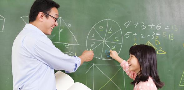 Basic Math Vocabulary Skill Test