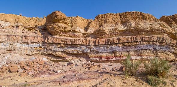 Sedimentary Rocks Geography Quiz