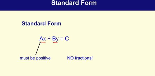 Standard Form Test! Math Trivia Quiz