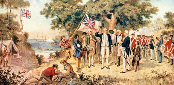 Imperialist Great Britain In Australia