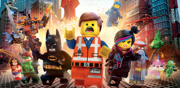 Which Lego Character Are You?