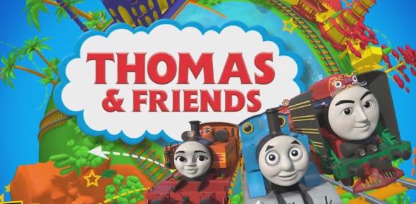 Thomas And Friends TV Series! Trivia Quiz
