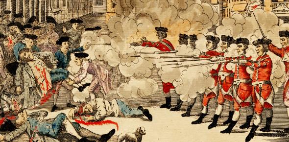 The Boston Massacre History! Trivia Quiz