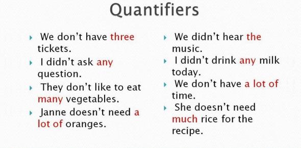 The Ultimate Quantifiers Quiz