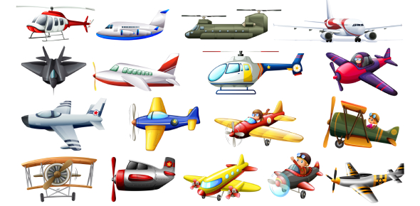 What Kind Of Aircraft Are You? -cole