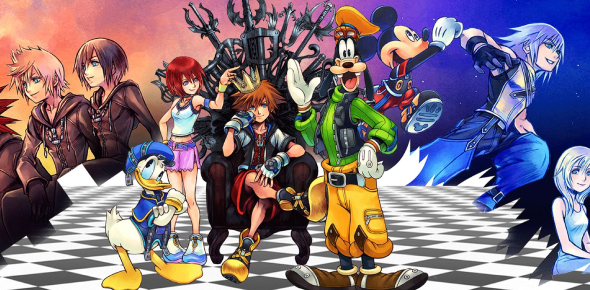 How Well Do You Know The Kingdom Hearts Characters?