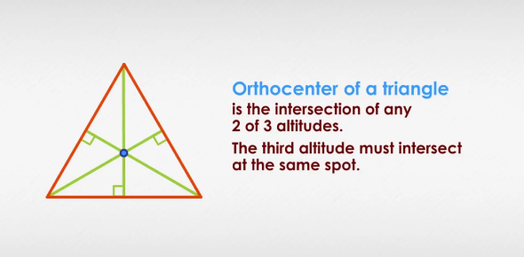 Math Quiz On Triangle Centers! Trivia