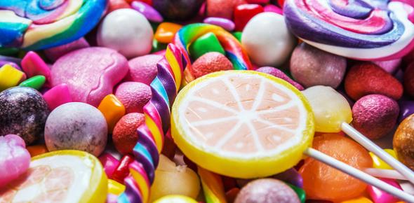 Candy Trivia Facts Quiz: MCQ!