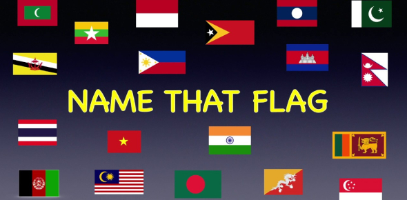 Name That Flag! Test Your Flag Knowledge Quiz