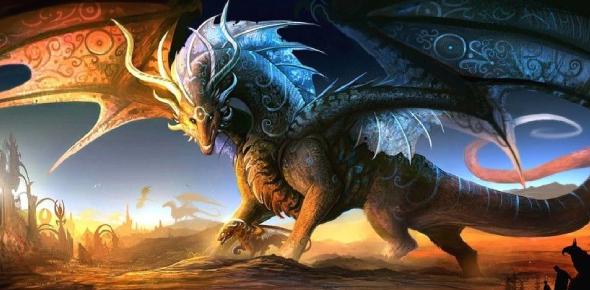 What Would You Look Like If You Were A Dragon?
