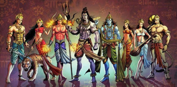 Gods And Stories From Indian Mythology! Trivia Quiz