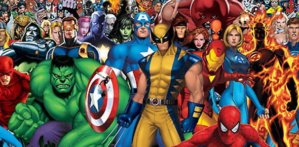 Trivia: Comic Book Characters Quiz!