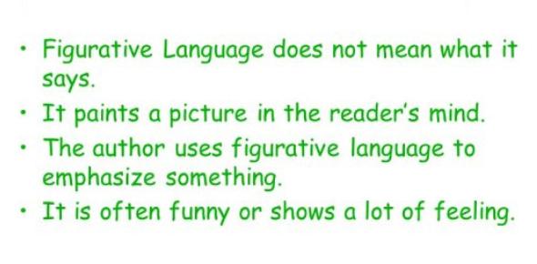 Trivia: Figurative Language Quiz Test!