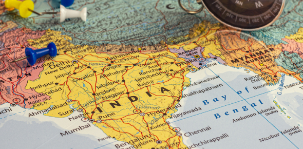 Indian Geography Questions: Quiz!
