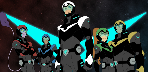 Which Voltron Paladin Are You Quiz