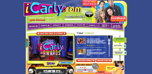 How Much Do You Know About The iCarly.Com? Quiz!