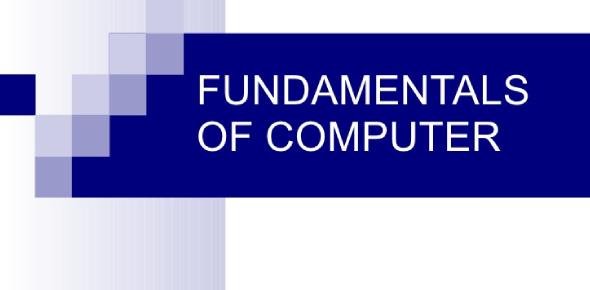 Quiz: Fundamentals Of Computer For Kids