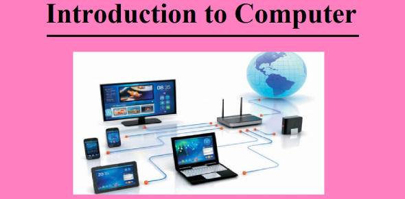 Introduction To Computer MCQ Questions With Answers