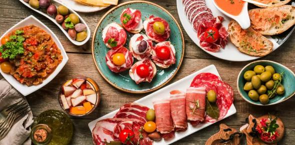 The Spanish Food Vocabulary Trivia: Quiz