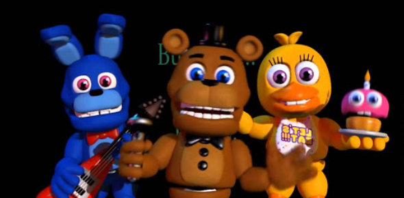 What FNAF 4 Character Are You?