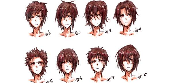 Anime Boy Hairstyles Quiz Proprofs Quiz