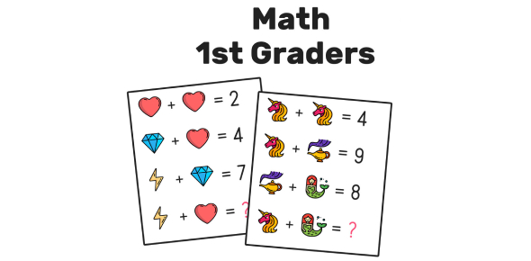 1st Grade Math Questions For Students! Quiz
