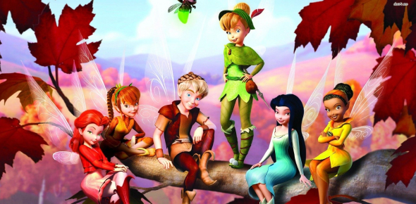 Which Tinker Bell Friends Are You?