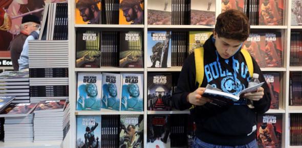 A Quiz For Comic Book Readers! Trivia