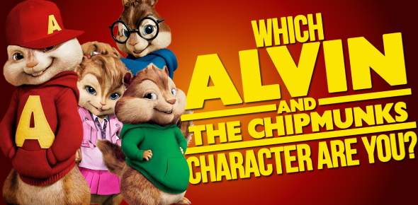 What Alvin And The Chipmunks Character Are You?