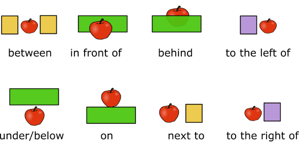 Easy English Preposition Exercise! Trivia Quiz