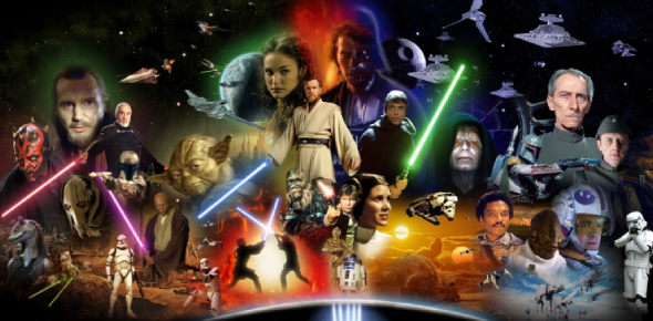 The Star Wars Quiz Questions! Trivia