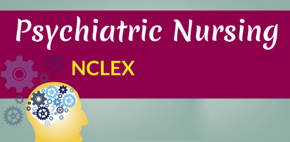 NCLEX Psychiatric Nursing! Trivia Questions Quiz