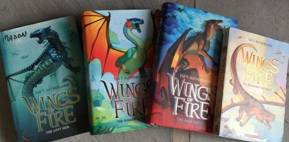 Wings Of Fire, Book 2 Quiz