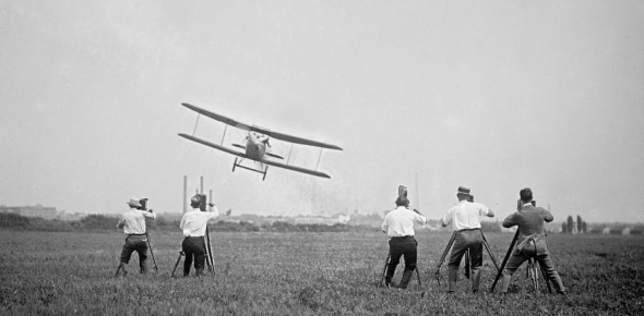 Aviation History Test! Trivia Quiz
