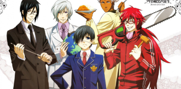 What Black Butler Character Are You?