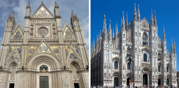 The Gothic Architecture Quiz: Trivia Facts!
