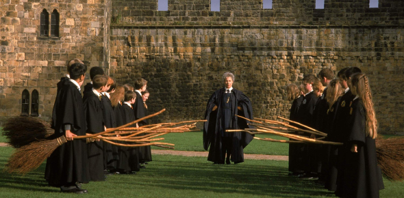 Quiz: How Would Your Life Be At Hogwarts?