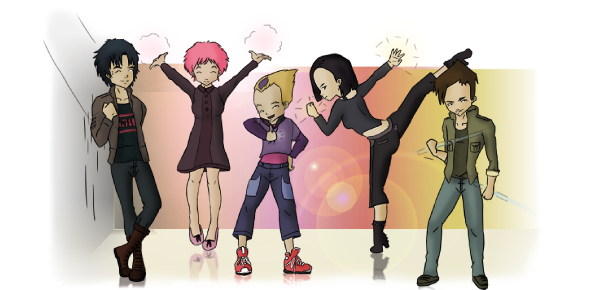 Witch Character Are You From Code Lyoko?