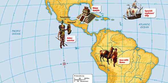 Civilizations Of The Americas Quiz