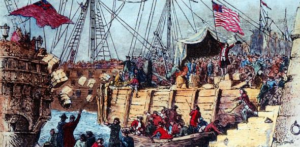 Boston Tea Party History Quiz: Trivia!
