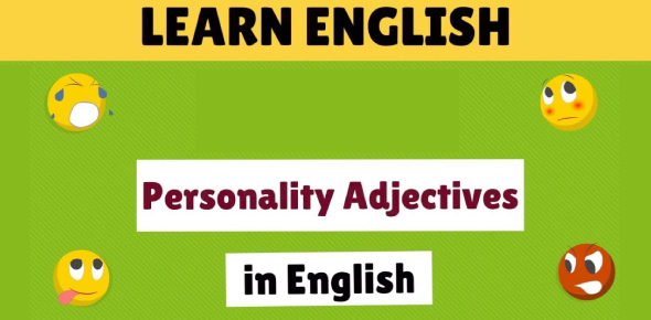 English Grammar Quiz On Personality Adjectives!