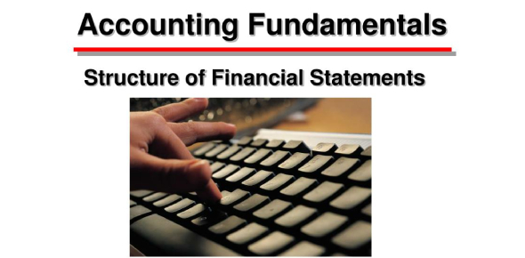 Fundamentals Of Accounting Test Quiz!