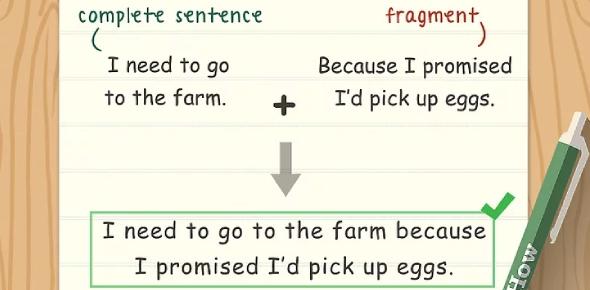 Sentence Or Sentence Fragment? Trivia Quiz