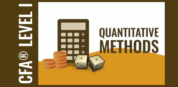 Test On Quantative Methods For CFA Level 1