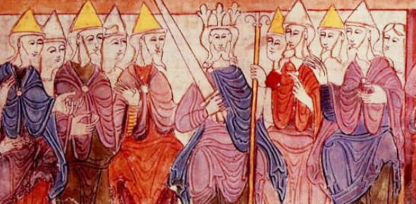 Anglo-Saxon Period History Quiz!