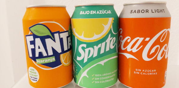 What's My Favourite Soda?