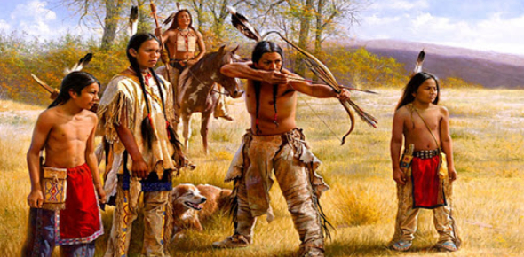 How Much You Know Native Americans? Quiz