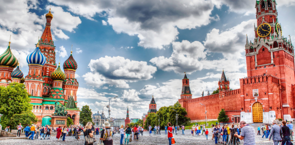 How Well Do You Know About Russia Quiz